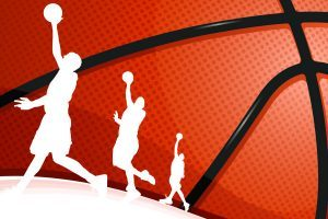 Basketball heart clipart black and white 2 » Clipart Portal.