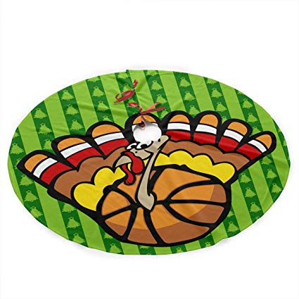 Amazon.com: Downsville Thanksgiving Basketball Clipart Merry.