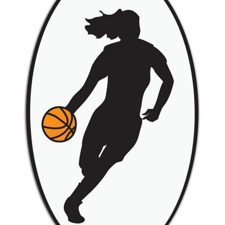 Girls Basketball Clip Art Valentines Day Clipart.