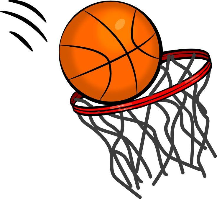 Basketball clipart #19