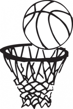 Basketball clipart black, Picture #86573 basketball clipart black.
