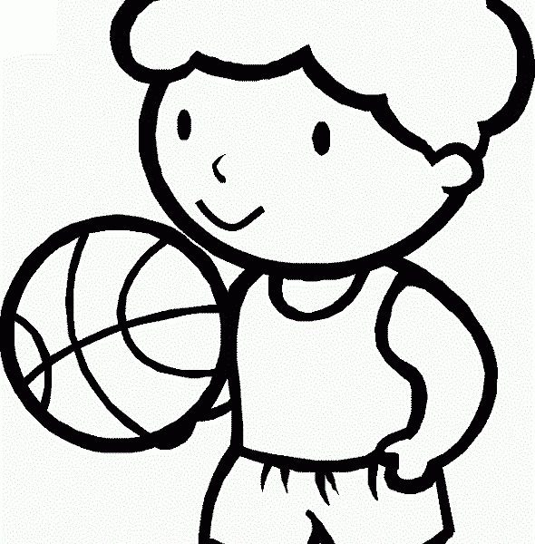 Free Black And White Basketball Pictures, Download Free Clip Art.