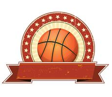 Basketball Clipart Free Vector Art.