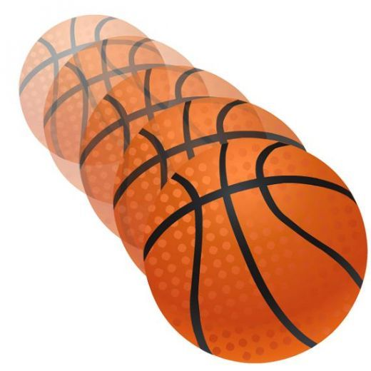 Free Basketball Clipart.