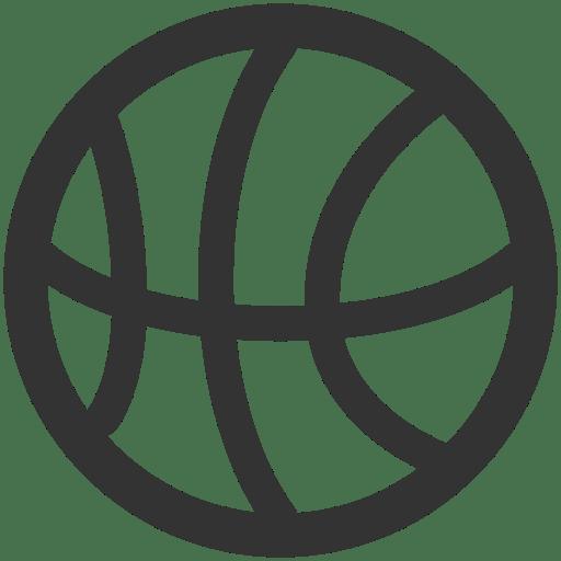 Basketball Clipart transparent PNG.