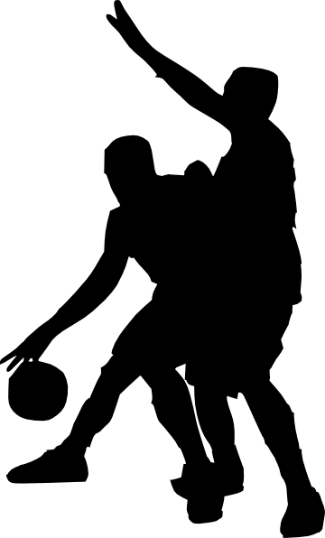 Basketball Stock Clipart No Background Players Transparent Stick Png.