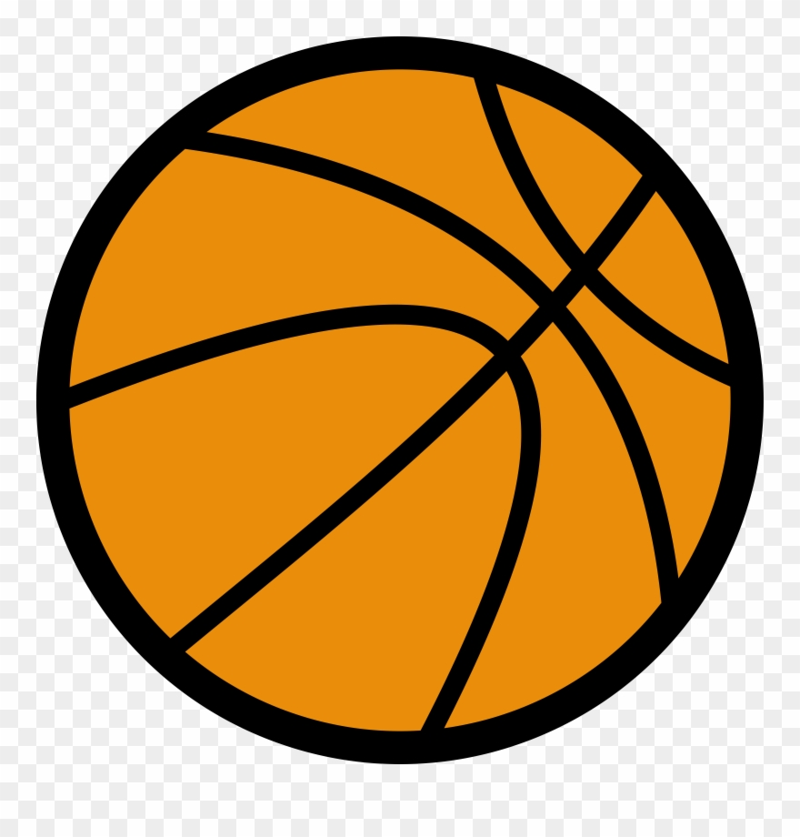 Clip Art Basketball Art Clipartist.