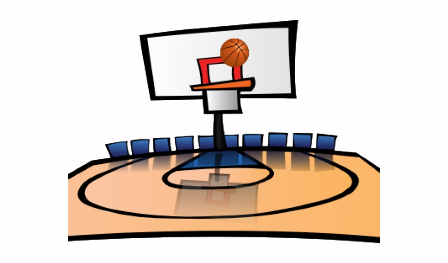 Basketball Court Pictures Clip Art Free PNG Images & Clipart.