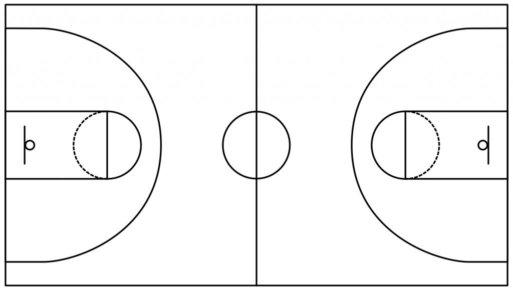 Basketball Court Clip Art & Basketball Court Clip Art Clip Art.