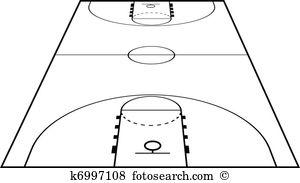 Basketball court Clip Art Vector Graphics. 2,312 basketball court.