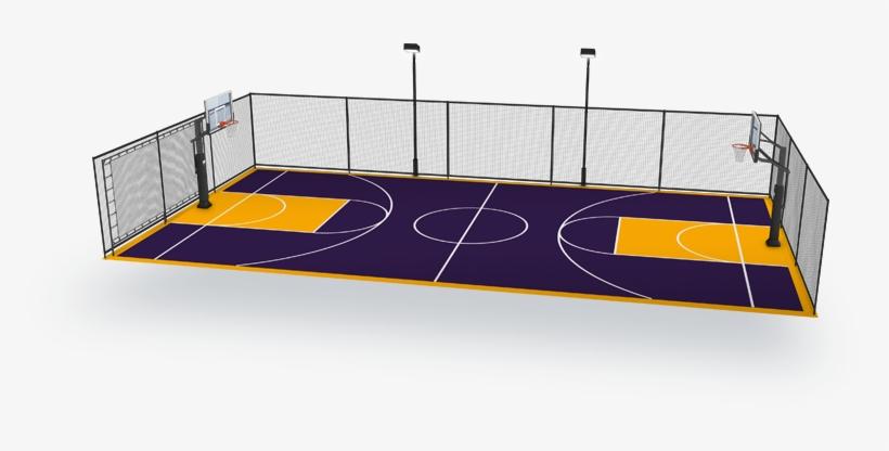 Basketball Floor Png.