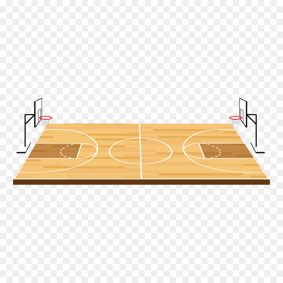Wood Table png download.