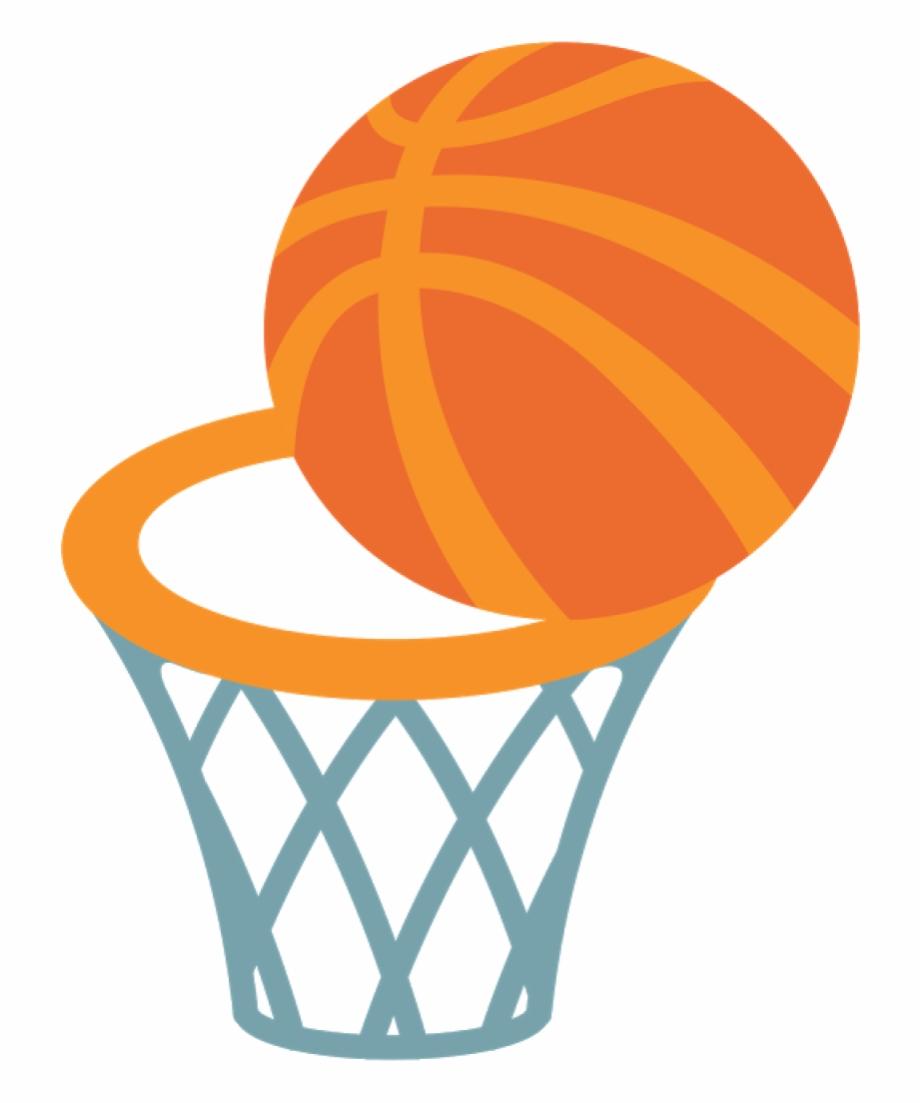 Basketball Emoji Free PNG Images & Clipart Download #1482515.