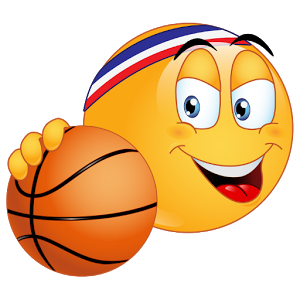 Basketball Emojis.