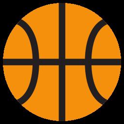 Basketball, Game, Play, Sport, Nba, Activity Emoji Icon of Flat.