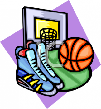 Basketball Equipment.