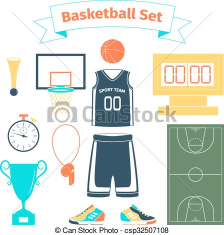 Basketball equipment Stock Illustration Images. 10,974 Basketball.