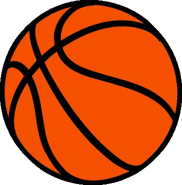 free to use & public domain basketball clip art.