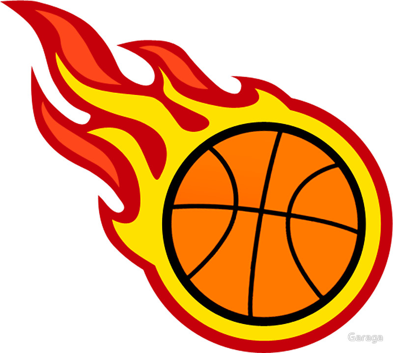 Basketball On Fire PNG Transparent Basketball On Fire.PNG.