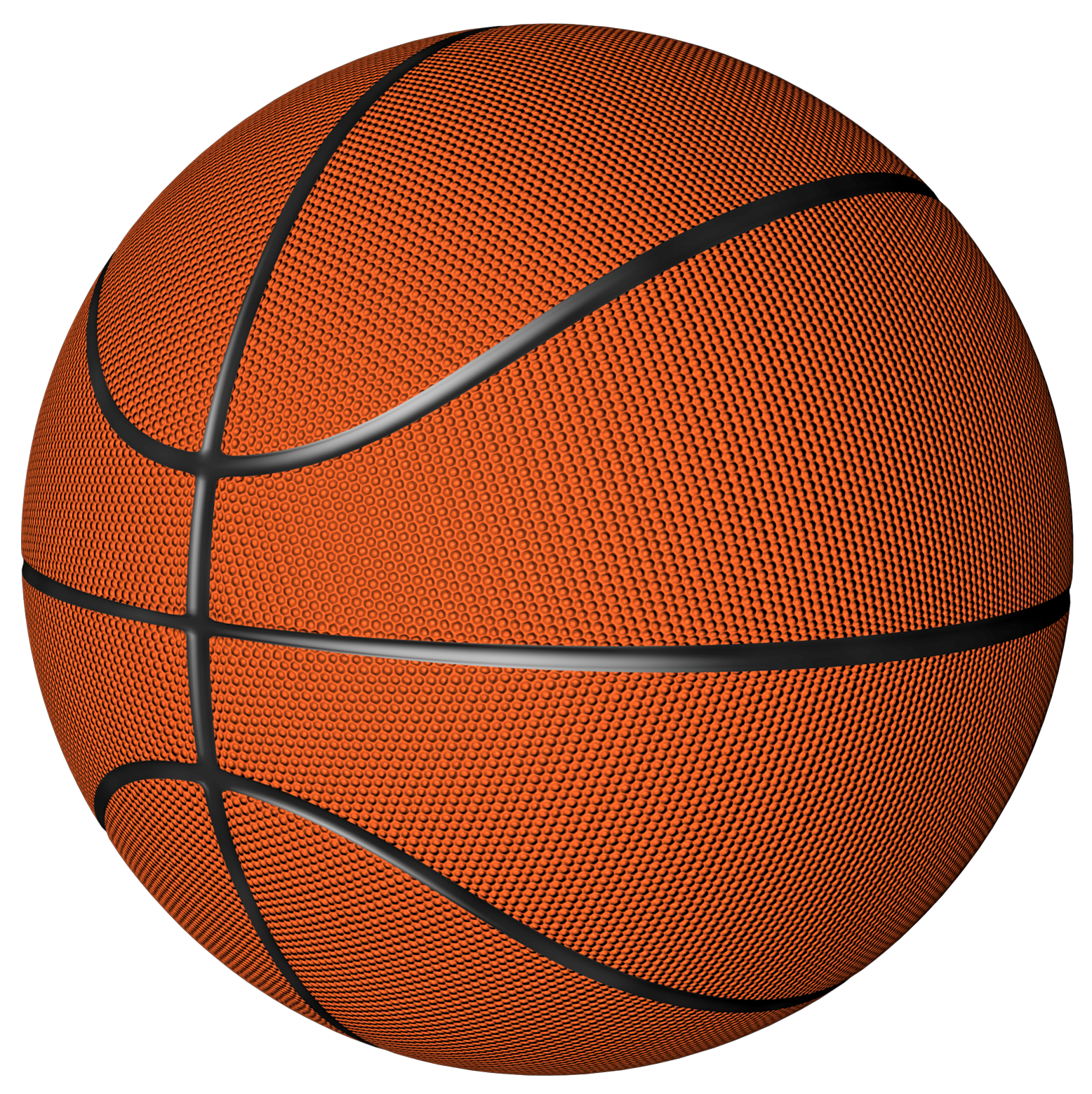 Basketball PNG Vector Clipart.
