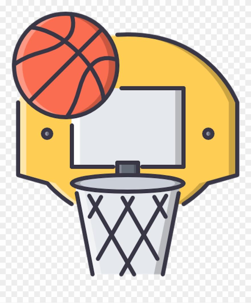 Basketball Free Throw.