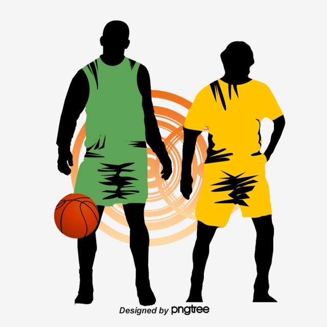Creative Basketball Game, Basketball Clipart, Basketball Game.