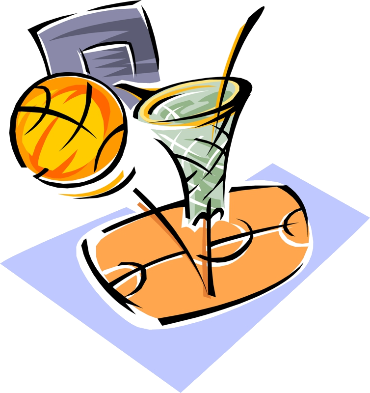 Basketball Game Cliparts Clipart Collection Playing Board Games Clip.