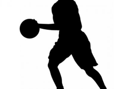 Girls Basketball Silhouette Clip Art Images & Pictures Becuo.