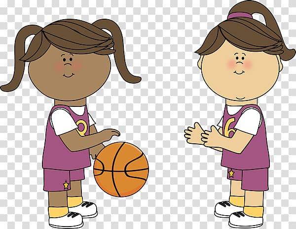 Womens basketball Girl Woman , Girls Basketball transparent.