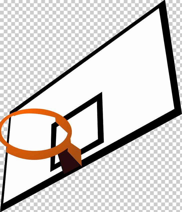 Basketball Backboard Goal PNG, Clipart, Angle, Area, Backboard, Ball.