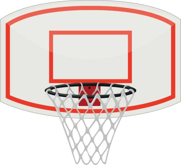 Best Basketball Hoop Illustrations, Royalty.