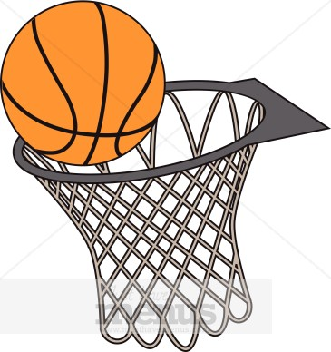 Free Basketball And Hoop Clipart, Download Free Clip Art.