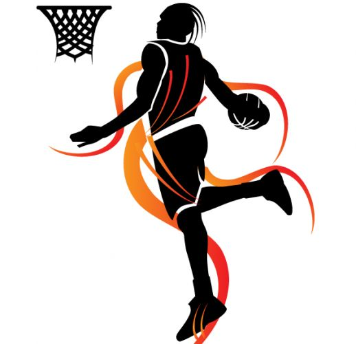 Free Basketball Graphics.