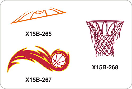 New Basketball Layout and Clip Art for Custom T.