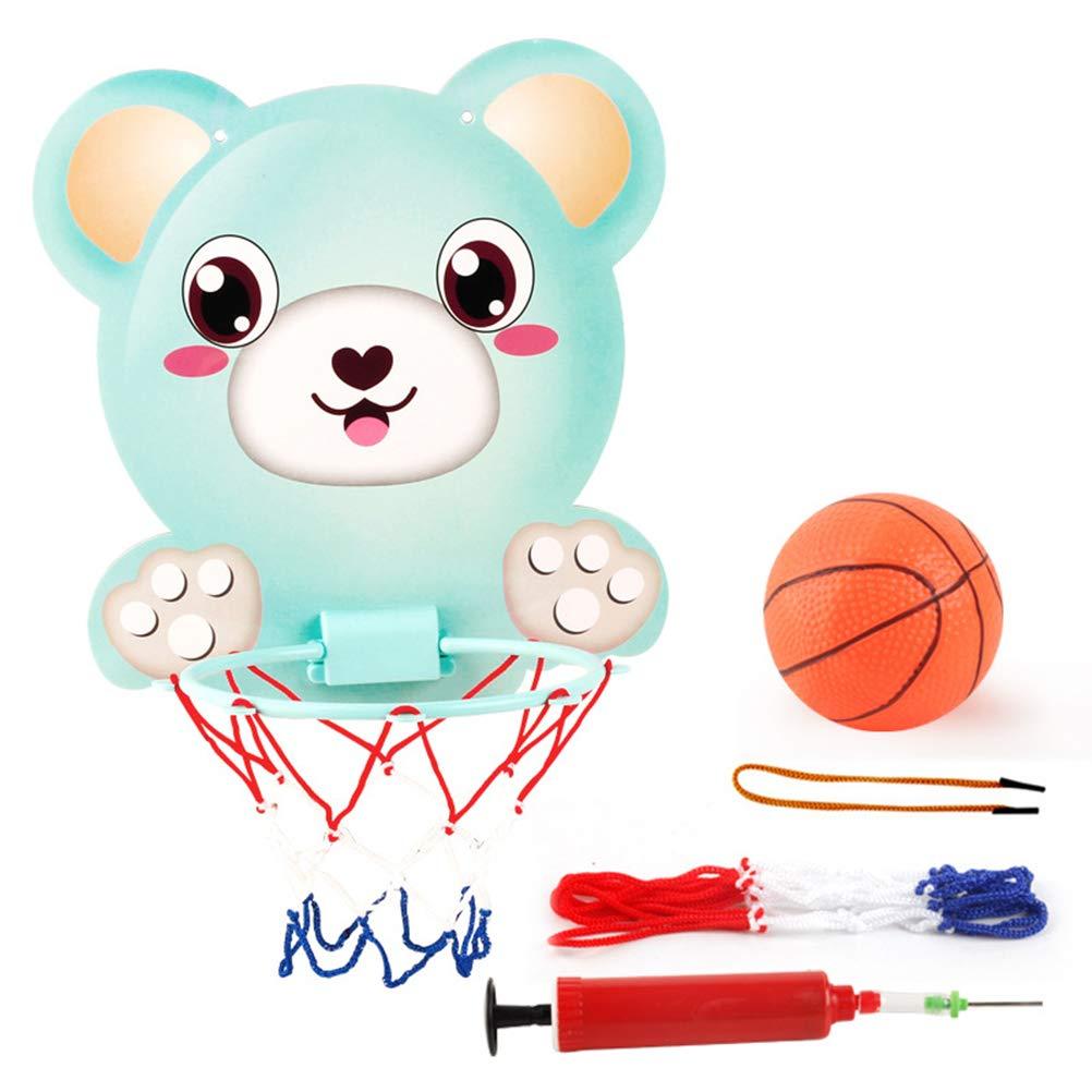 Amazon.com: YeahiBaby Bear Basketball Hoop Ball Playset Wall.