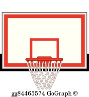 Basketball Hoop Clip Art.