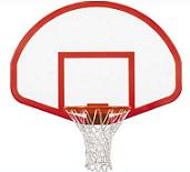 Free Basketball Hoops Clipart.