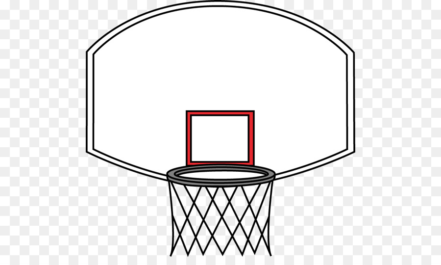 Basketball hoops clipart 2 » Clipart Station.