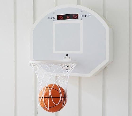 Digital Basketball Hoop.