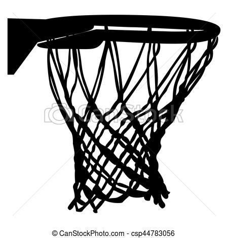 Free collection of Hoop clipart basketball net. Download transparent.