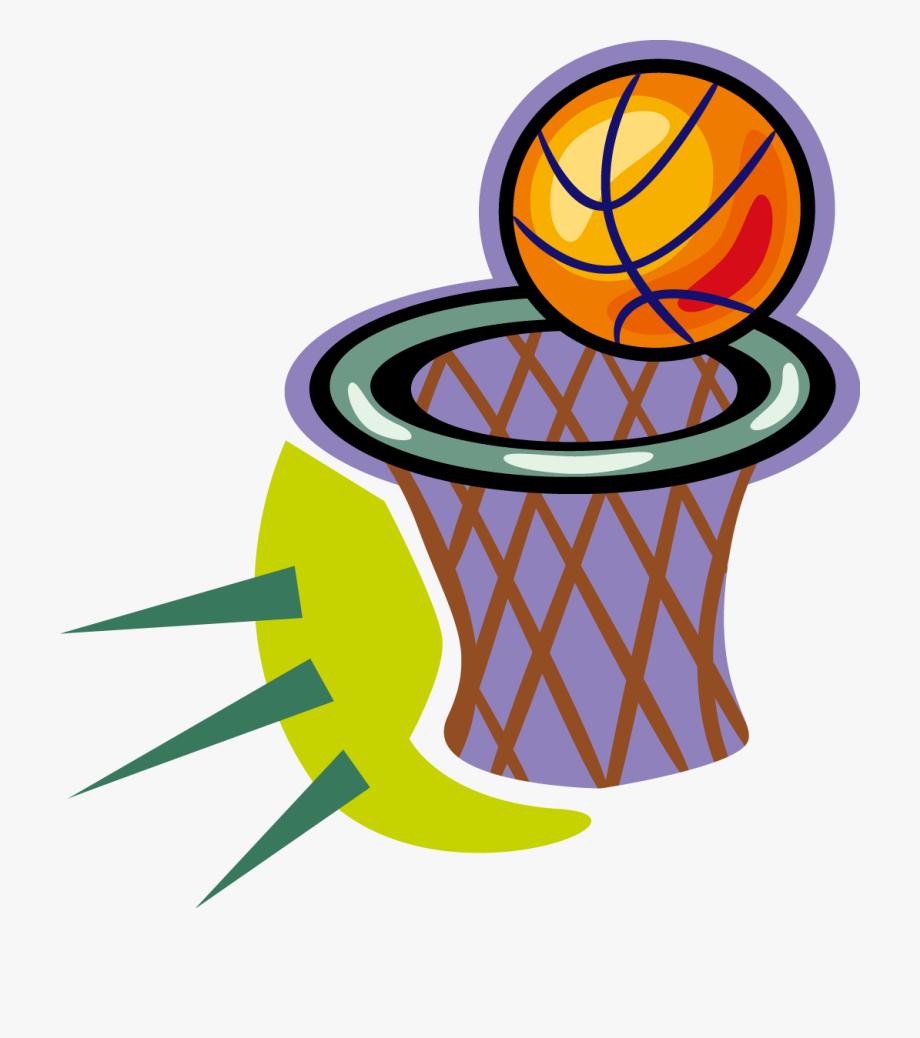 Free Clipart Basketball Hoop , Transparent Cartoon, Free.