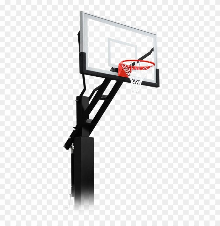 Driveway Basketball Hoop.
