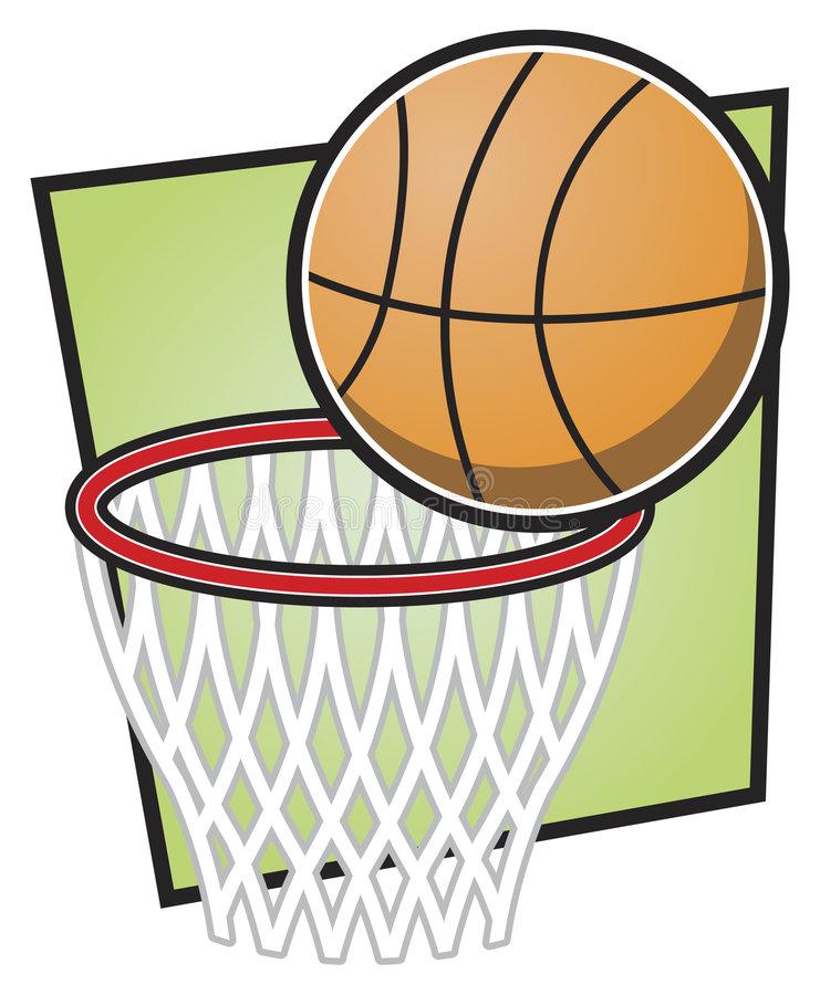 Basketball Hoop Stock Illustrations.