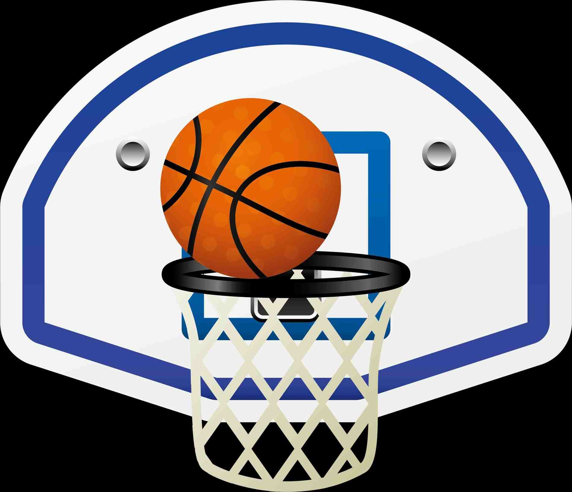 Basketball Goal Clipart at GetDrawings.com.
