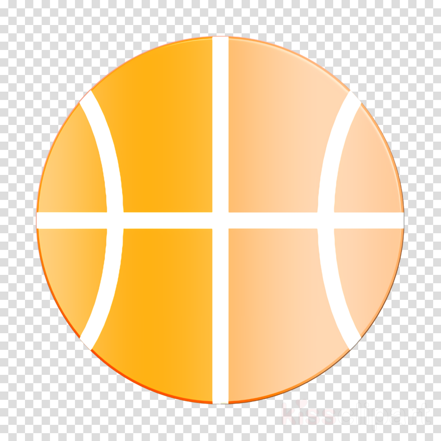 Basketball icon School elements icon clipart.
