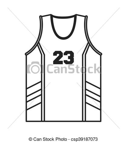Basketball jersey Vector Clipart EPS Images. 1,026 Basketball jersey.