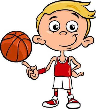 Basketball clipart youth basketball, Basketball youth.