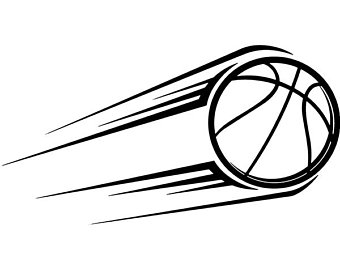 Basketball lines svg.