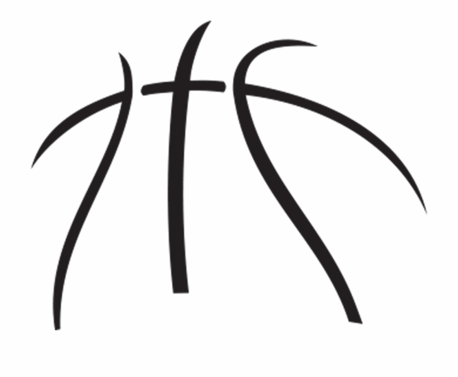 Logo Clipart Basketball Pencil And In Color.
