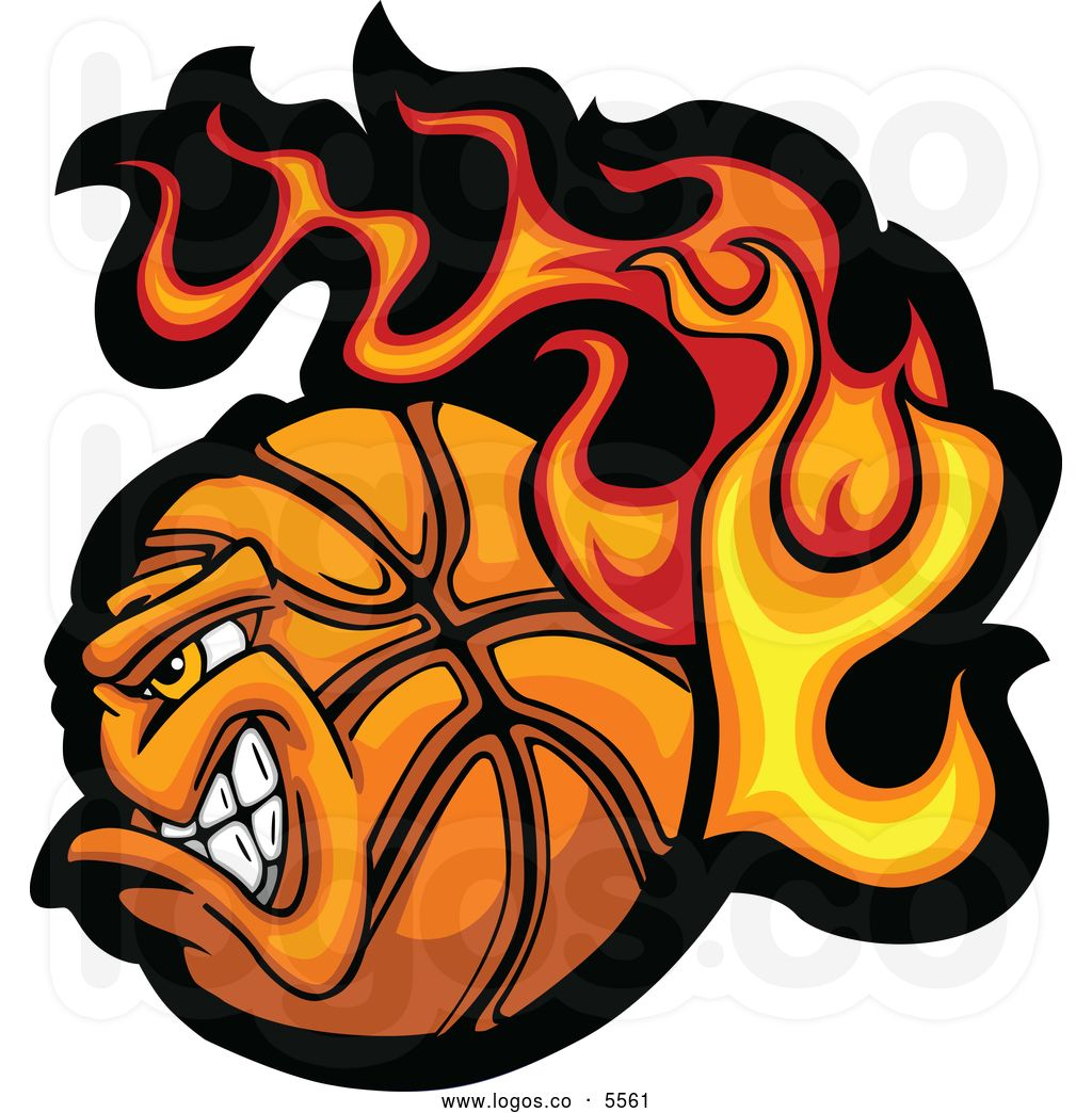 Free Printable Basketball Clip Art.